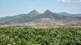 paysage algerie montagnes