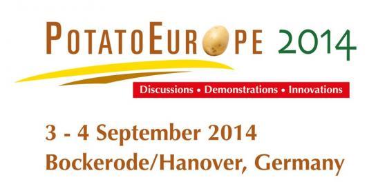 Potato Europe 2014