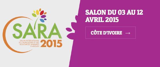 Salon Sara 2015 Côte d'Ivoire - Triskalia